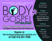 """The Body Gospel Pittsburgh"""
