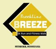 Yinzide Out @ BROOKLINE BREEZE Festival, 5K Run