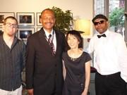 Cross Culture Jazz Ensemble Performance -Penn Hills Library