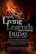 Inaugural Living Legends Black & White Ball
