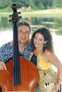 Erin Burkett & Virgil  Walters with Eric Susoeff