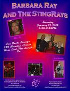 Barbara Ray and the StingRays