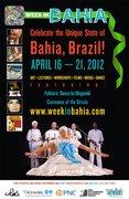 Week in Bahia: Opening Reception
