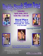 Muddy Kreek Blues Band at Royal Place