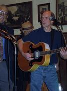 BLUES ORPHANS TRIO opens BITE BISTRO new downstairs room
