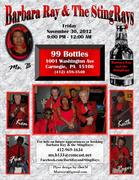Barbara Ray & The StingRays@ 99 Bottles