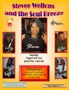 2013 8-3 Stevee Wellons & Soul Breeze