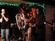 Blues Orphans Quartet at 565 Live in Bellevue