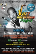 Jazz Intervention Project Featuring Saxophonist Walter Beasley