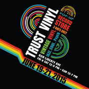 Trust Vinyl Pop-Up Record Store (PJLIF)