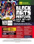 HARAMBEE UJIMA  Black Arts & Culture Festival