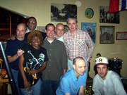 BLUES ORPHANS NEW SHOW at James Street