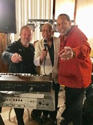 THE BOB VALLECORSA ORGAN TRIO w/SOUTHSIDE JERRY MELLIX @ WOOLEY BULLY'S JUKE JOINT