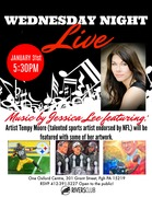 Rivers Club Presents Jessica Lee, Mark Strickland & Friends!