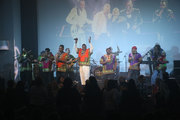 Earth Wind & FIre Tribute band at the Lamp Theatre