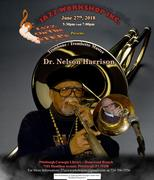 Jazz on the Steps featuring Dr, Nelson Harrison