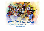 Denton Arts & Jazz Festival - 2010