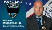 AAVF - R.I.P. NYPD Det. Brian Simonsen