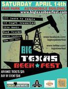 Big Texas Beer Fest 300+ Beers