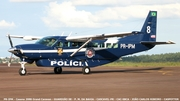 PRIPM - PR-IPM - Cessna 208B Grand Caravan - GUARDIÃO 08 - P. M. DA BAHIA