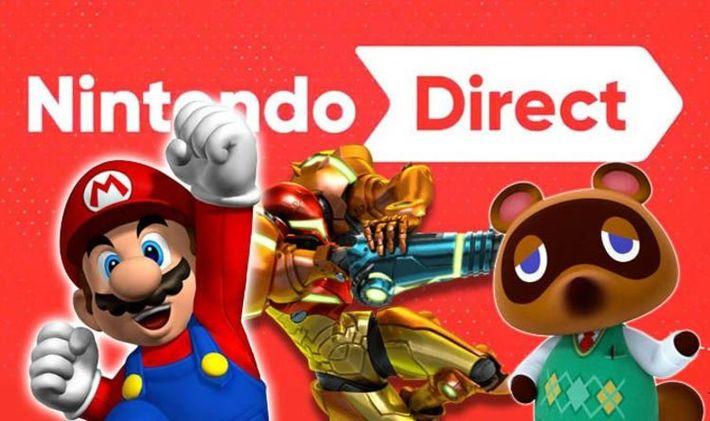Nintendo Direct 2 13 2019 - Game Fix