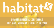2019 Habitat X Summer National Conference