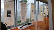 Whaling and Sealing Display at Portland's MDC