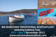8th Narooma Boats Afloat Festival 2013