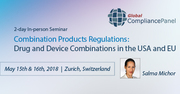 Combination Products Regulations Course | USA and EU Seminar 2018