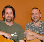 Tim May & Dan Miller Flatpicking Workshop
