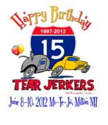 The New England Tearjerkers 15th Birthday Bash