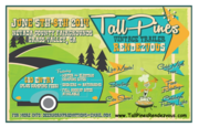 Tall Pines Vintage Trailer Rendezvous