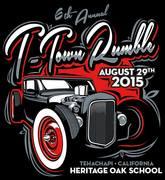 6th Annual T-Town Rumble Car & Truck Show