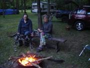 GOOD OLD RV's Rustic Retreat