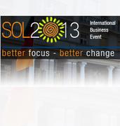 SOL2013: Better focus - Better change.