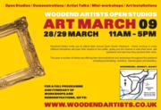 Art March open studios