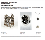 CONTEMPORARY SILVERSMITHING