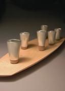 Art Jewelry meets Art Furniture: Chihiro Makio and Brian Ferrell, Luke & Eloy Gallery, Pittsburgh PA