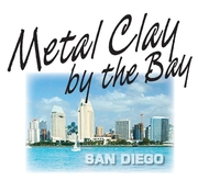 Metal Clay by the Bay 2013 conference - San Diego, CA