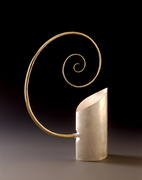 """Visiting Artist Workshop (2 days) at University of Wisconsin-Stout  """"Exploring Hollowware forms in Jewelry and Tableware production"""" by Kevin O'Dwyer"""