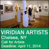 Viridian Artists 25th National and International Exhibition