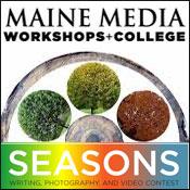Maine Media Seasons Photo, Video, Writing Contest
