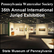 PWS 35th International Juried Exhibition