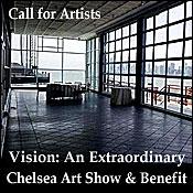 Vision: An Extraordinary Chelsea NY Art Show & Benefit