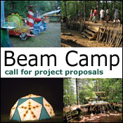 Beam Camp Seeks Big Ideas for 2015 Projects