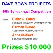 $10,000 in Cash Prizes – Dave Bown Projects – 10th Semiannual Competition