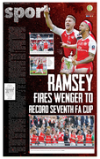 Ramsey fires Wenger