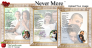 """Never More"" - A Gift of Love"