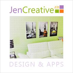Ning Design - Ning Designer - Ning Customization - SquareSpace Design - WordPress Design by JenCreative.co