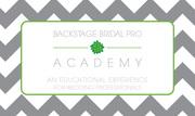 Backstage Bridal Pro Academy